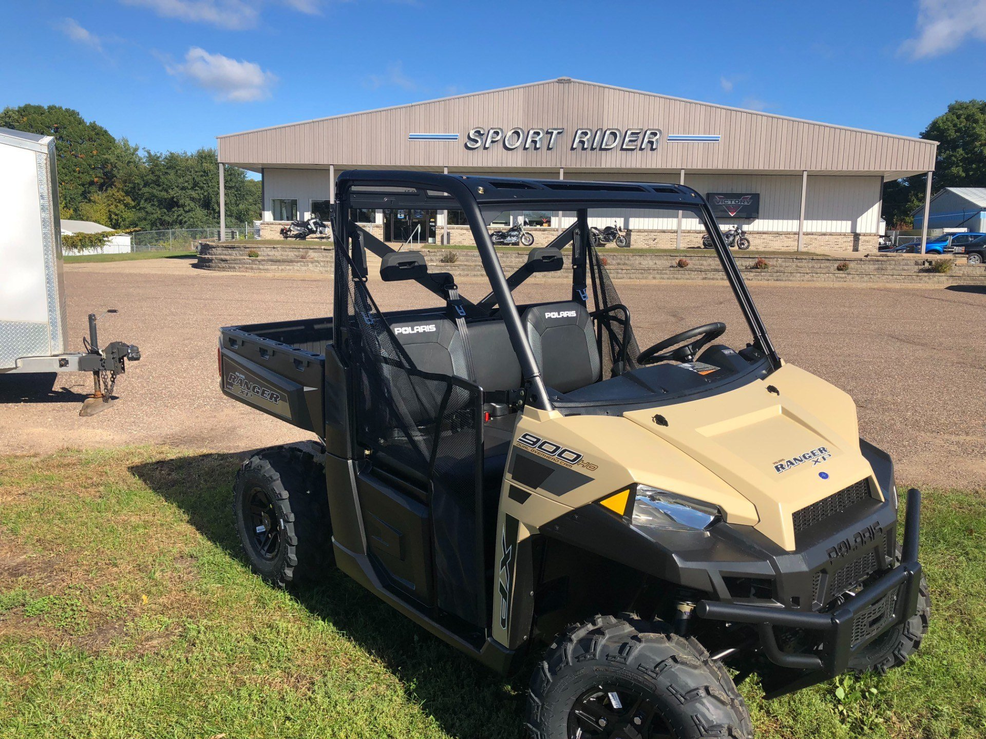 2019 Polaris Ranger XP 900 EPS in Altoona, Wisconsin - Photo 1