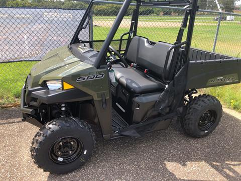 2020 Polaris Ranger 500 in Altoona, Wisconsin - Photo 1