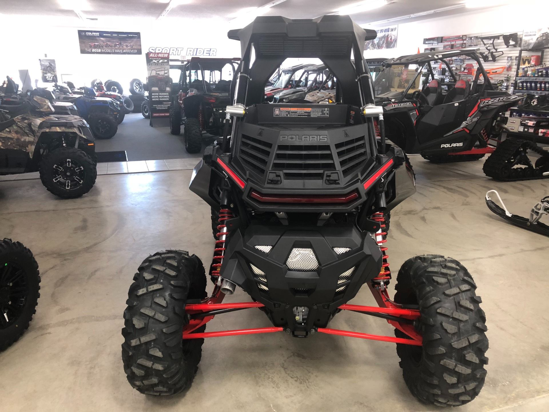 2019 Polaris RZR RS1 in Altoona, Wisconsin