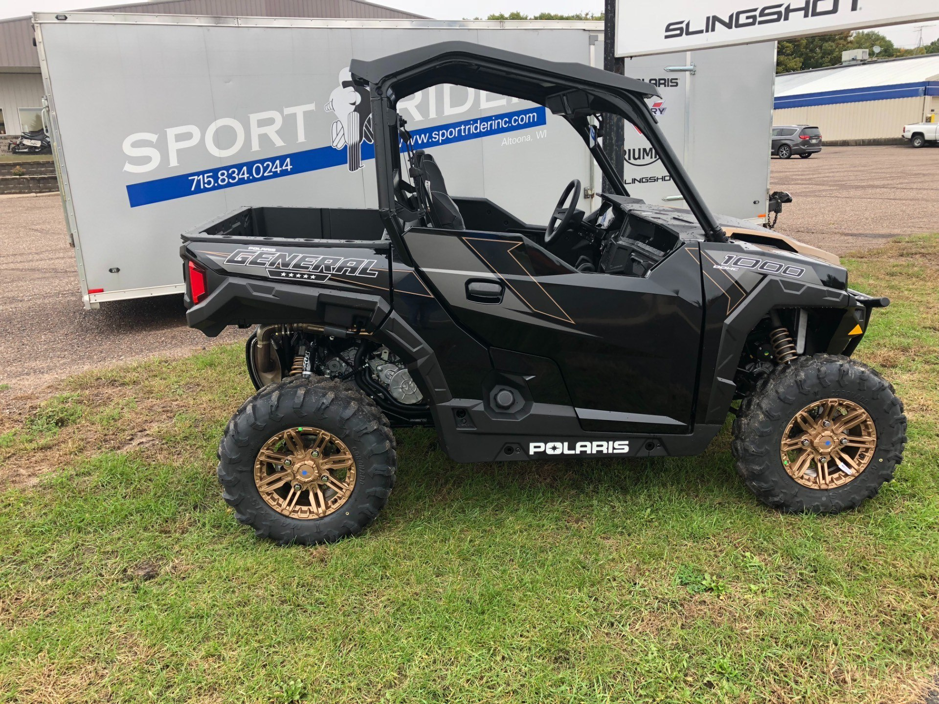 2019 Polaris General 1000 Eps Ride Command Edition In Altoona Wisconsin