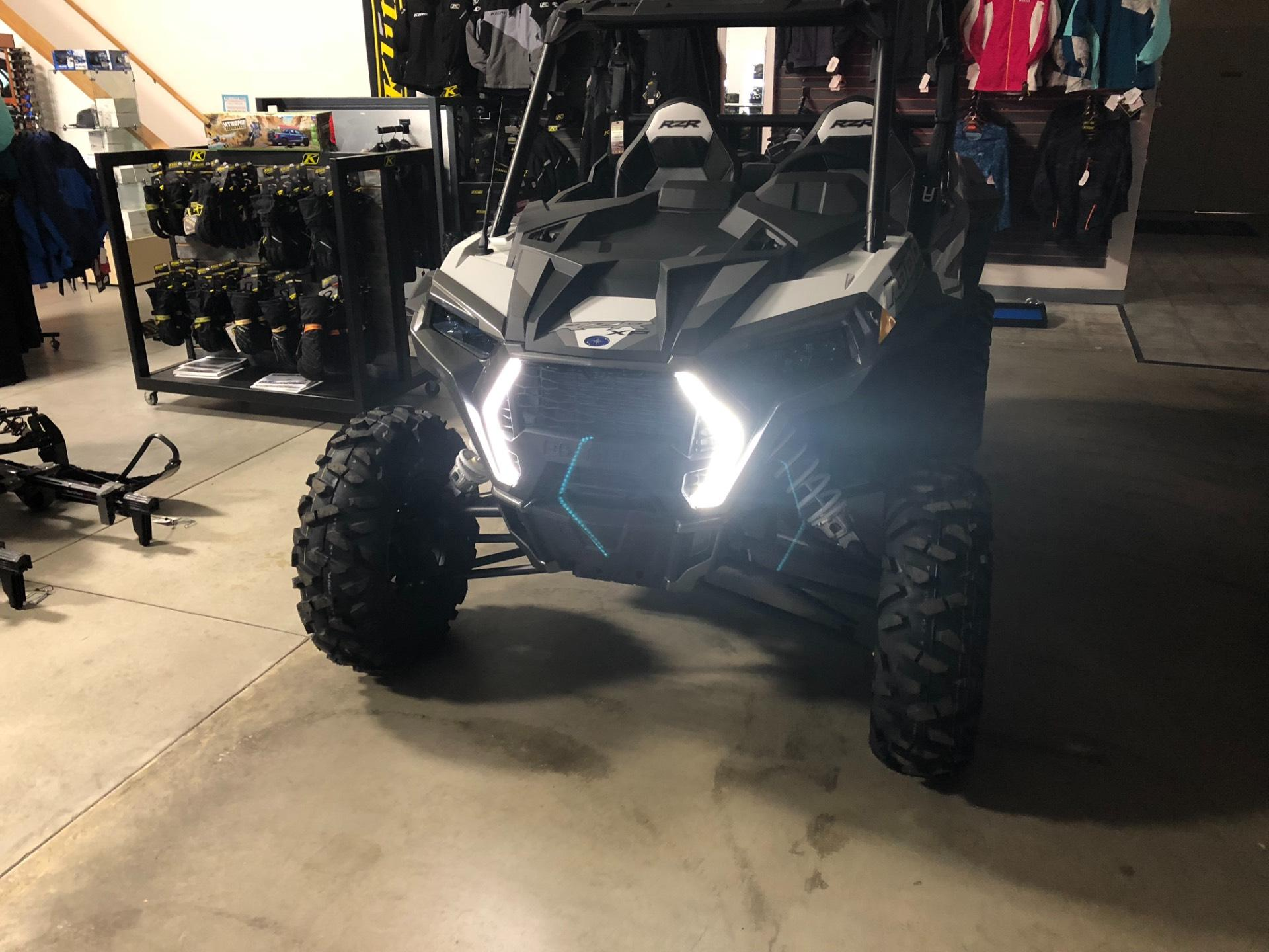 2019 Polaris RZR XP 1000 Ride Command in Altoona, Wisconsin - Photo 4