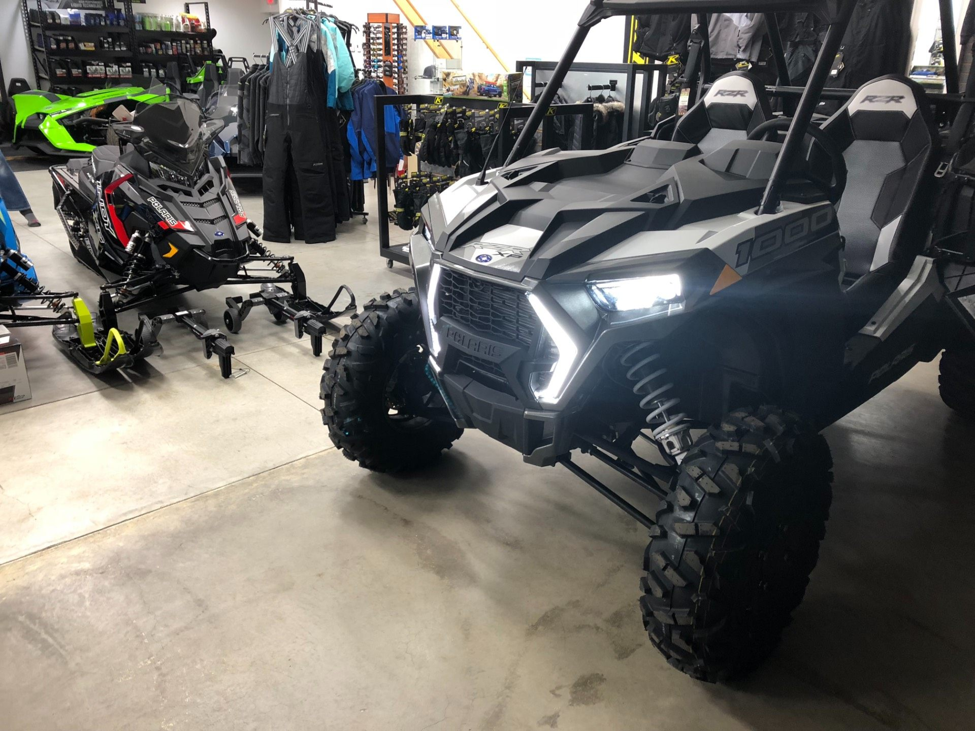 2019 Polaris RZR XP 1000 Ride Command in Altoona, Wisconsin - Photo 5