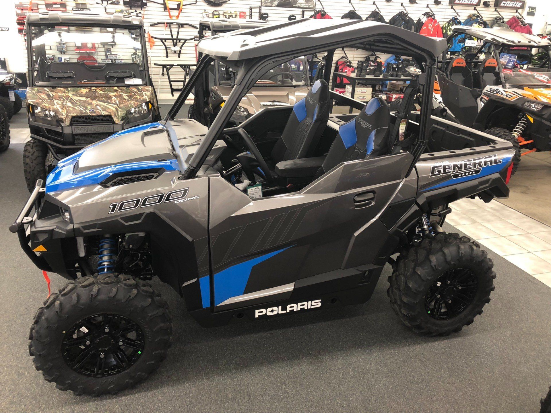 2019 Polaris General 1000 Eps Deluxe In Altoona Wisconsin