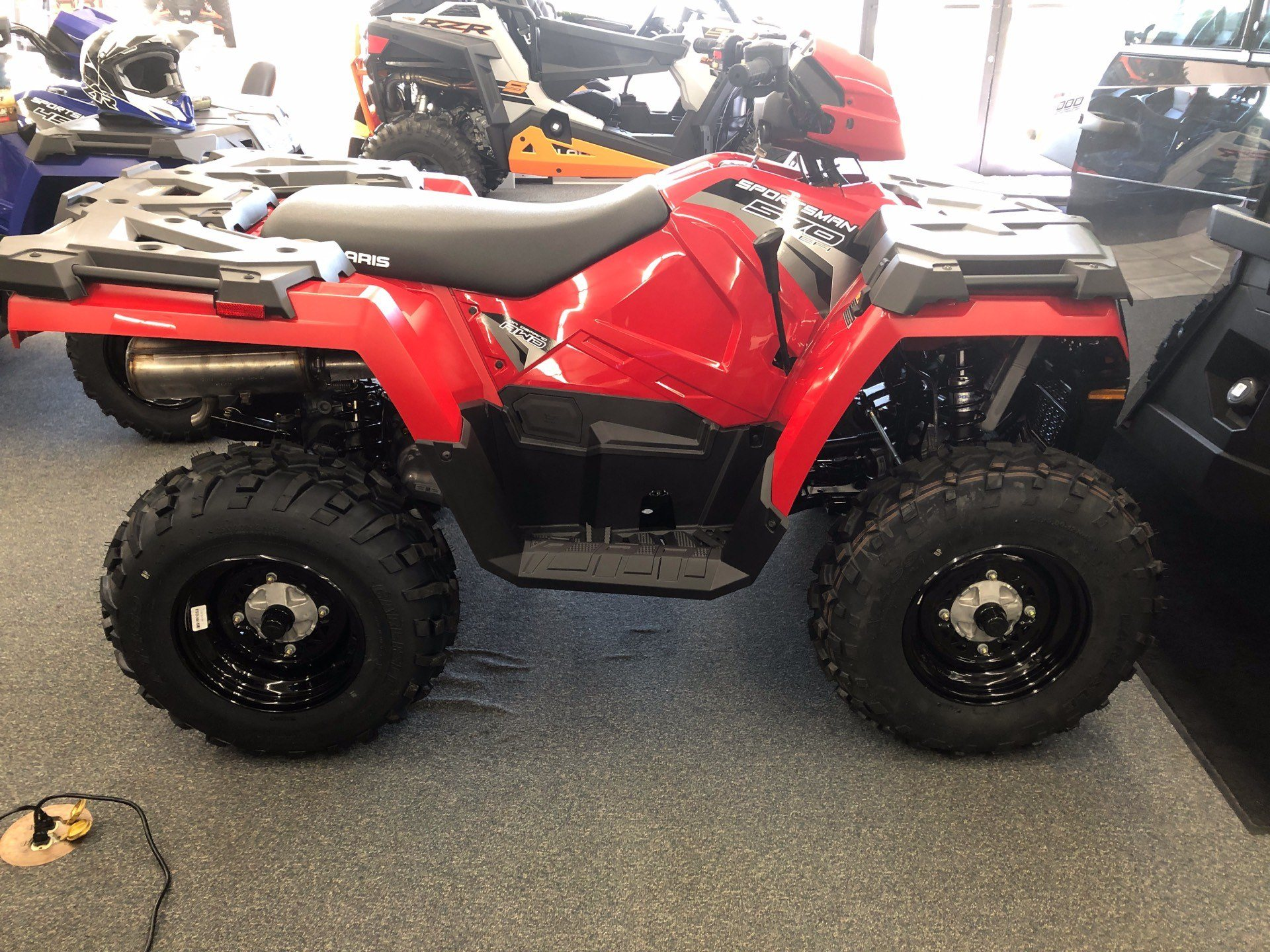 2020 Polaris Sportsman 570 EPS in Altoona, Wisconsin - Photo 1