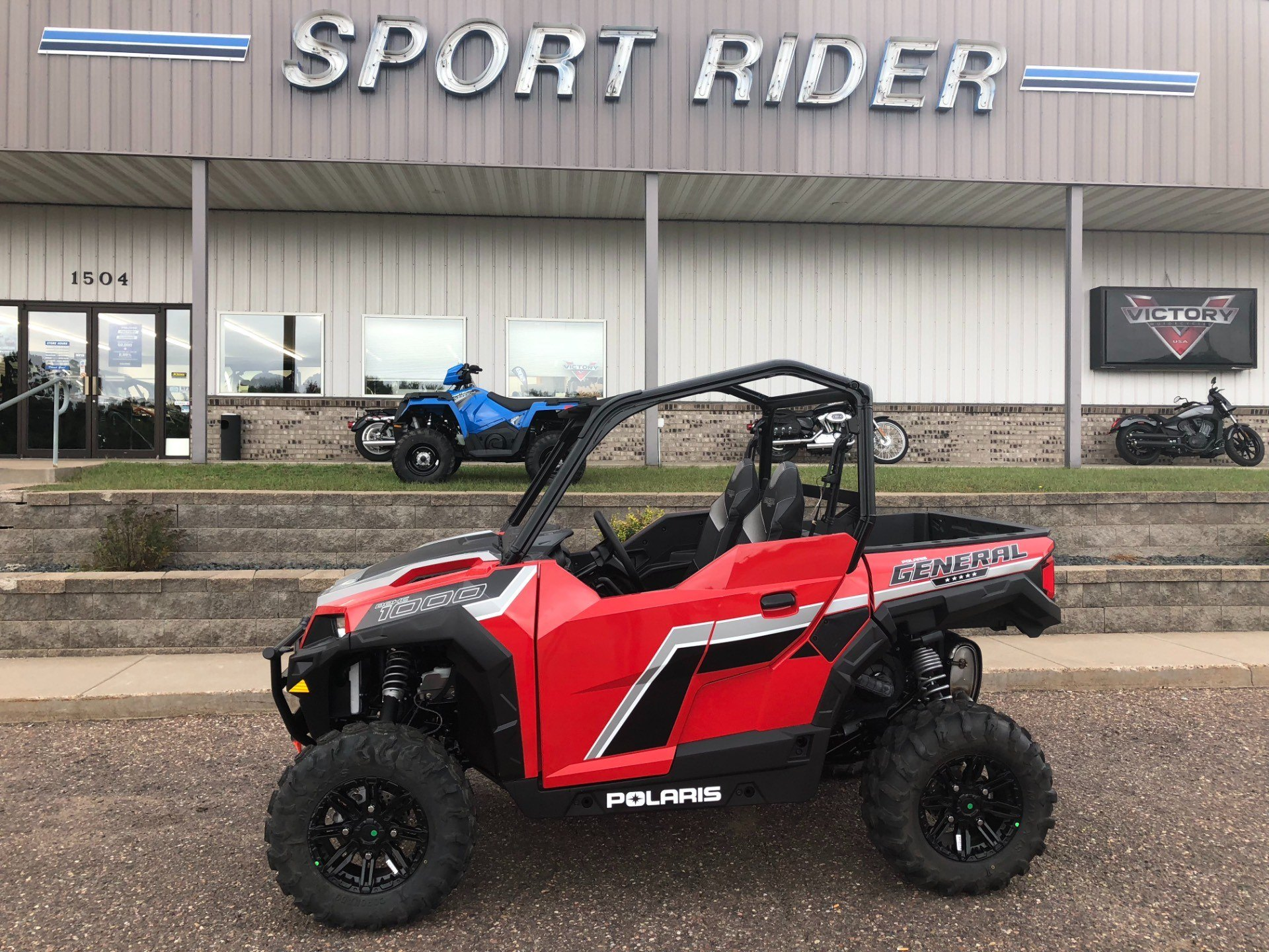 2019 Polaris General 1000 EPS Premium in Altoona, Wisconsin - Photo 1