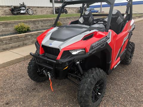 2019 Polaris General 1000 EPS Premium in Altoona, Wisconsin - Photo 2