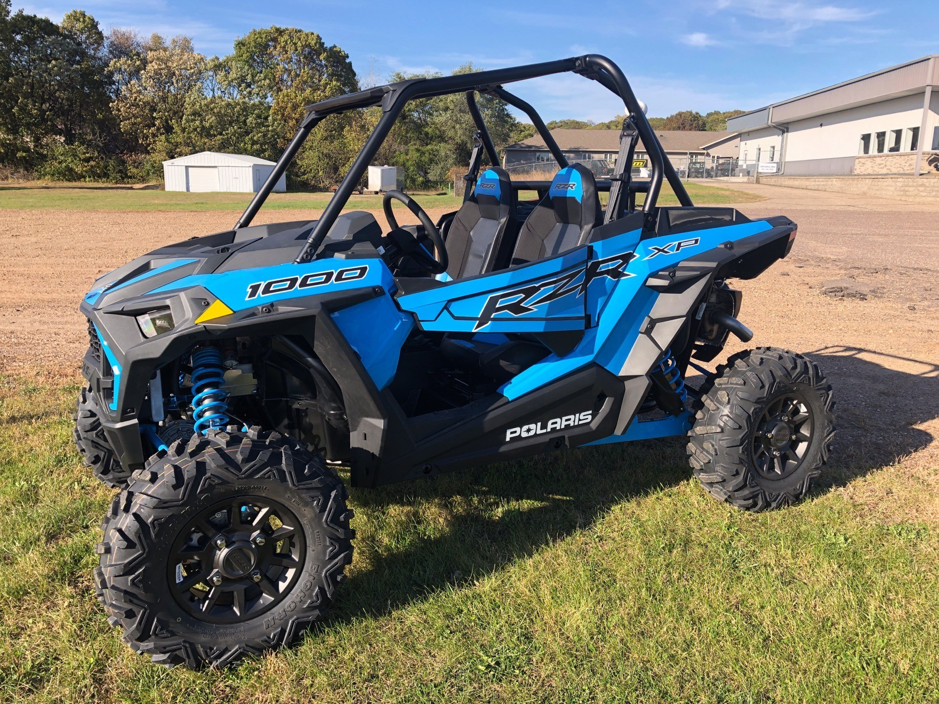2020 Polaris RZR XP 1000 in Altoona, Wisconsin - Photo 1