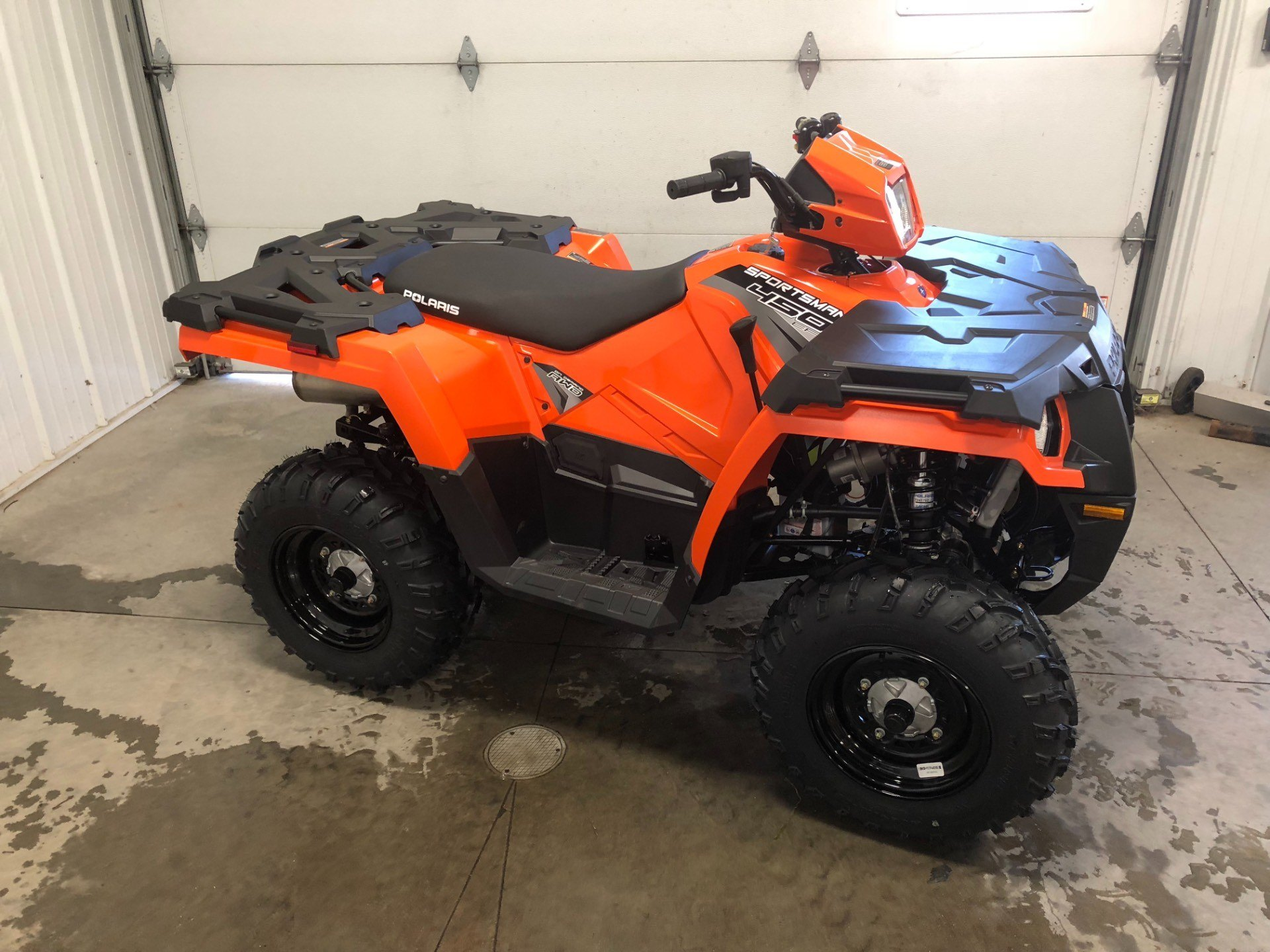 2019 Polaris Sportsman 450 H.O. EPS LE in Altoona, Wisconsin