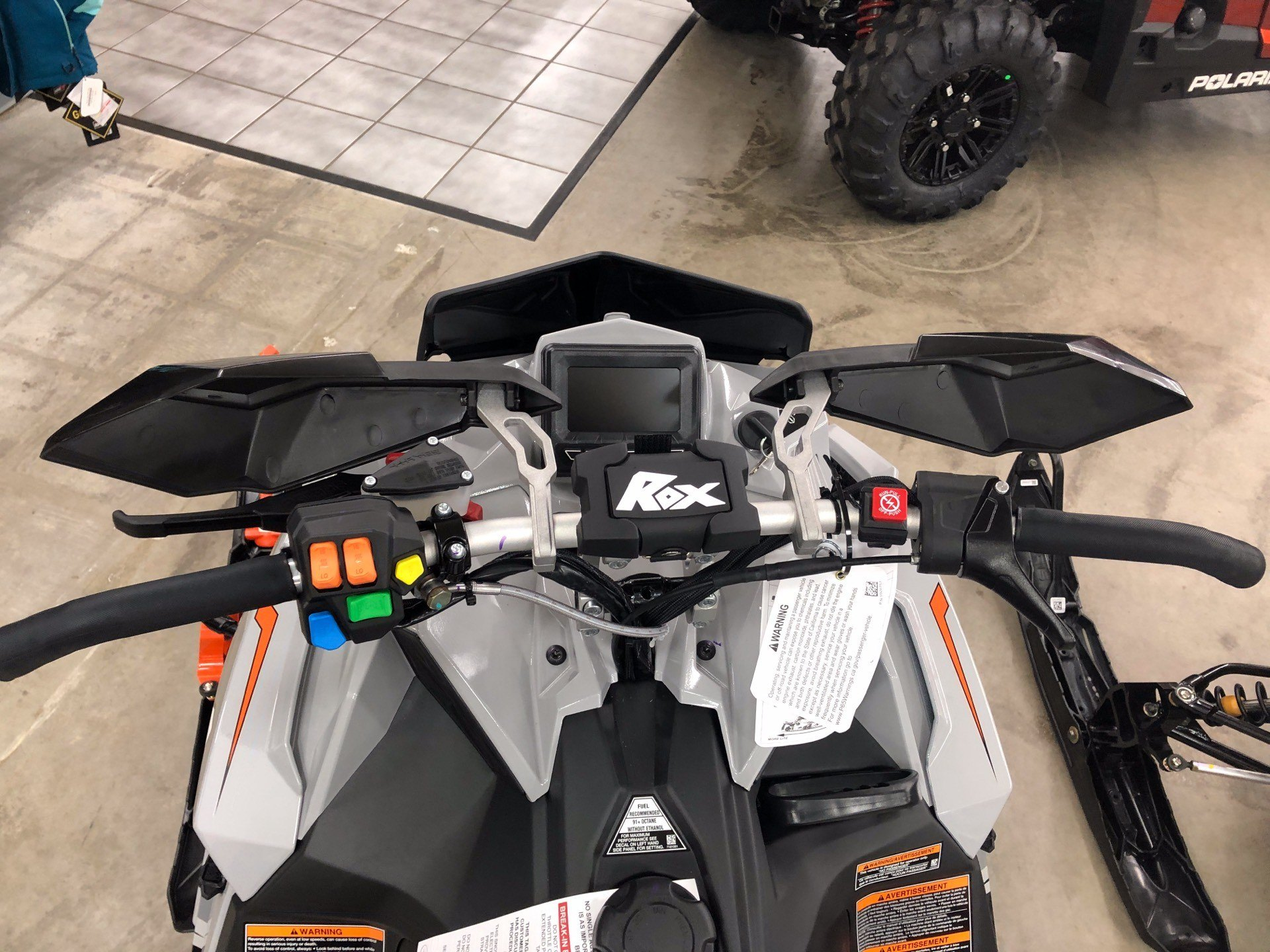2020 Polaris 600 RUSH PRO-S SC in Altoona, Wisconsin - Photo 3