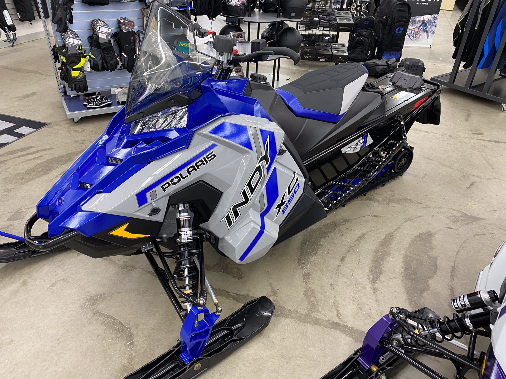 2021 Polaris 850 Indy XC 129 Factory Choice in Altoona, Wisconsin - Photo 1