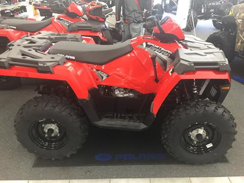 2017 Polaris Sportsman 570 EPS in Altoona, Wisconsin
