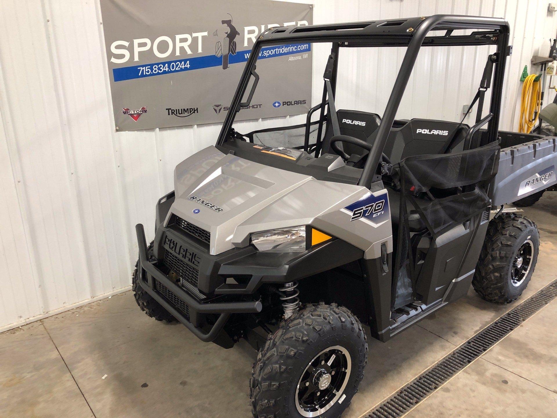 2020 Polaris Ranger 570 EPS in Altoona, Wisconsin