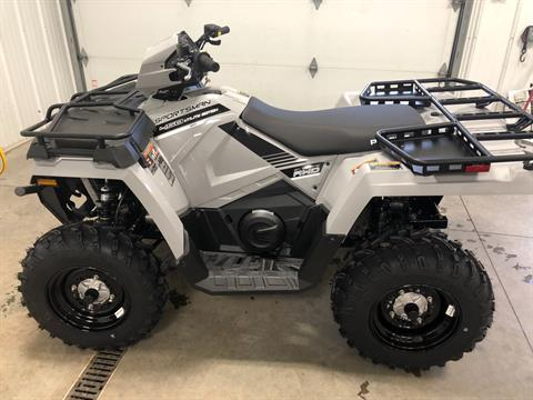 2019 Polaris Sportsman 450 H.O. Utility Edition in Altoona, Wisconsin