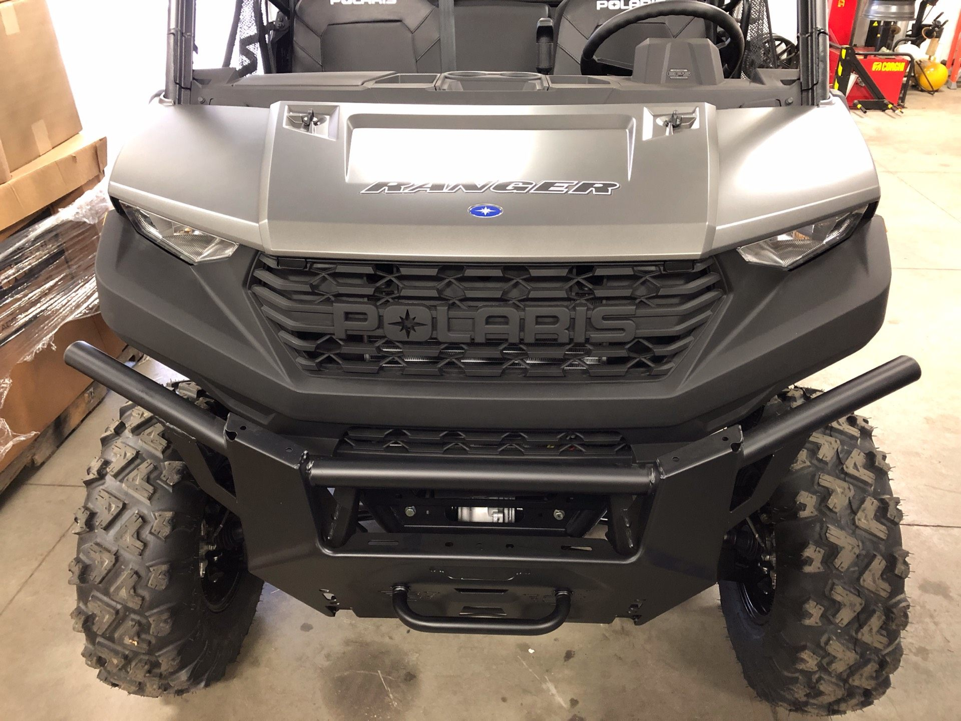 2020 Polaris Ranger 1000 Premium in Altoona, Wisconsin - Photo 2