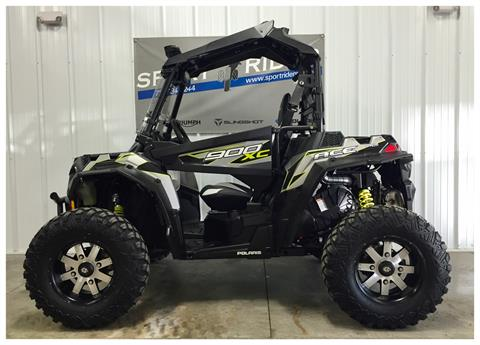 2017 Polaris Ace 900 XC in Altoona, Wisconsin