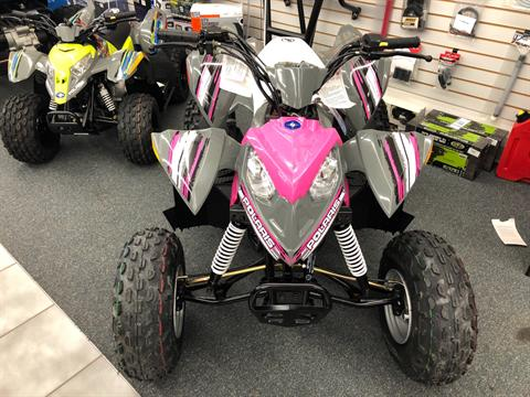 2018 Polaris Outlaw 110 in Altoona, Wisconsin