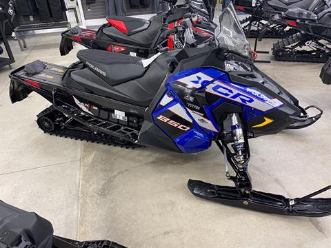 2021 Polaris 850 Indy XCR 129 Factory Choice in Altoona, Wisconsin - Photo 1
