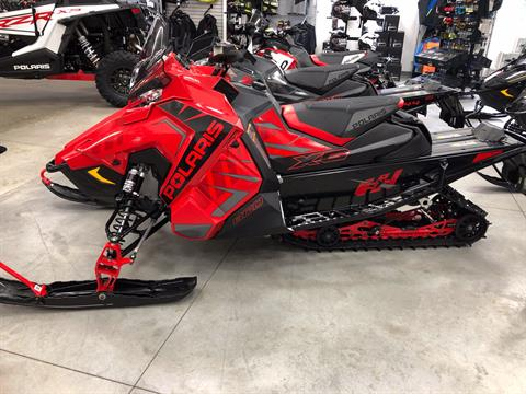 2020 Polaris 800 Indy XC 129 SC in Altoona, Wisconsin - Photo 2
