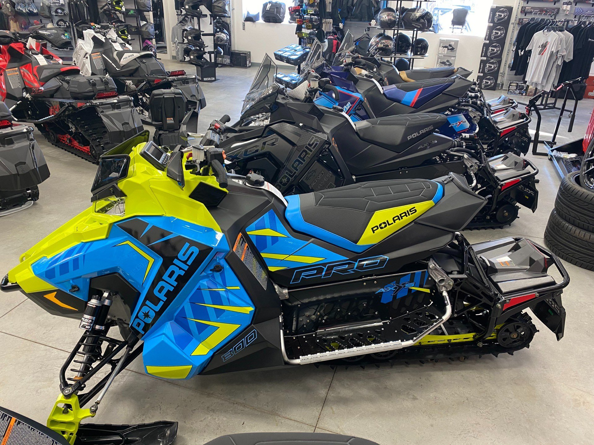 2020 Polaris 800 RUSH PRO-S SC in Altoona, Wisconsin - Photo 1
