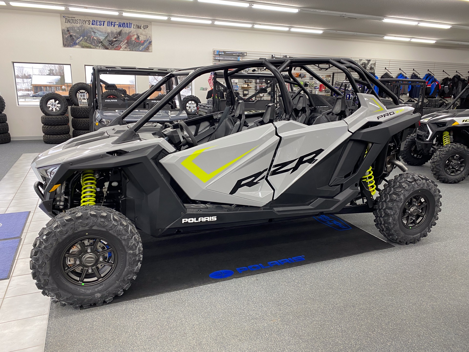 2021 Polaris RZR PRO XP 4 Sport in Altoona, Wisconsin - Photo 1
