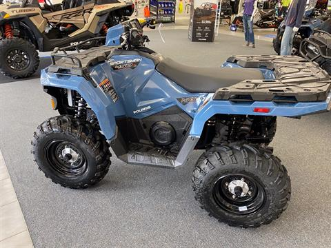 2021 Polaris Sportsman 450 H.O. EPS in Altoona, Wisconsin - Photo 2