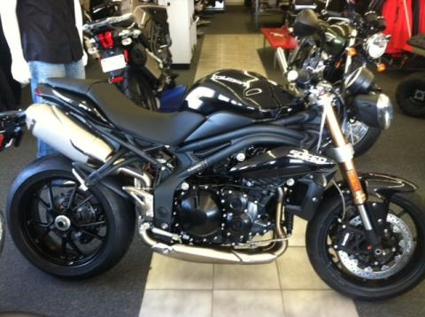 2013 Triumph Speed Triple ABS in Altoona, Wisconsin - Photo 2