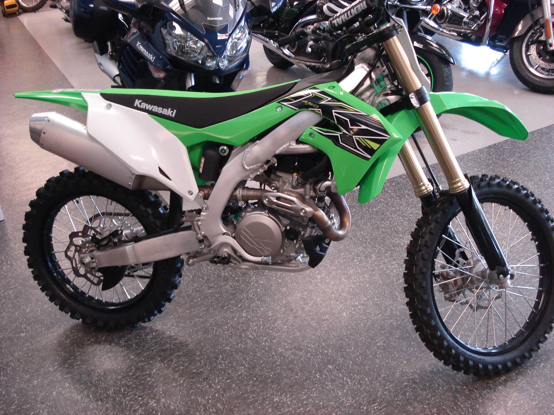 2019 Kawasaki KX450F in Valparaiso, Indiana - Photo 1