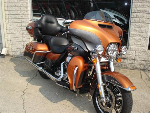 Used 2015 Harley-Davidson Electra Glide® Ultra Clic® Motorcycles