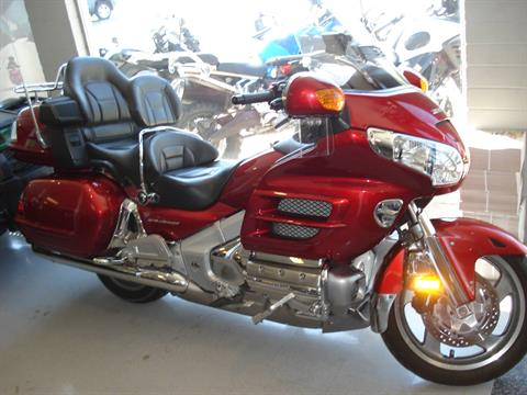2008 Honda Gold Wing® Premium Audio in Valparaiso, Indiana