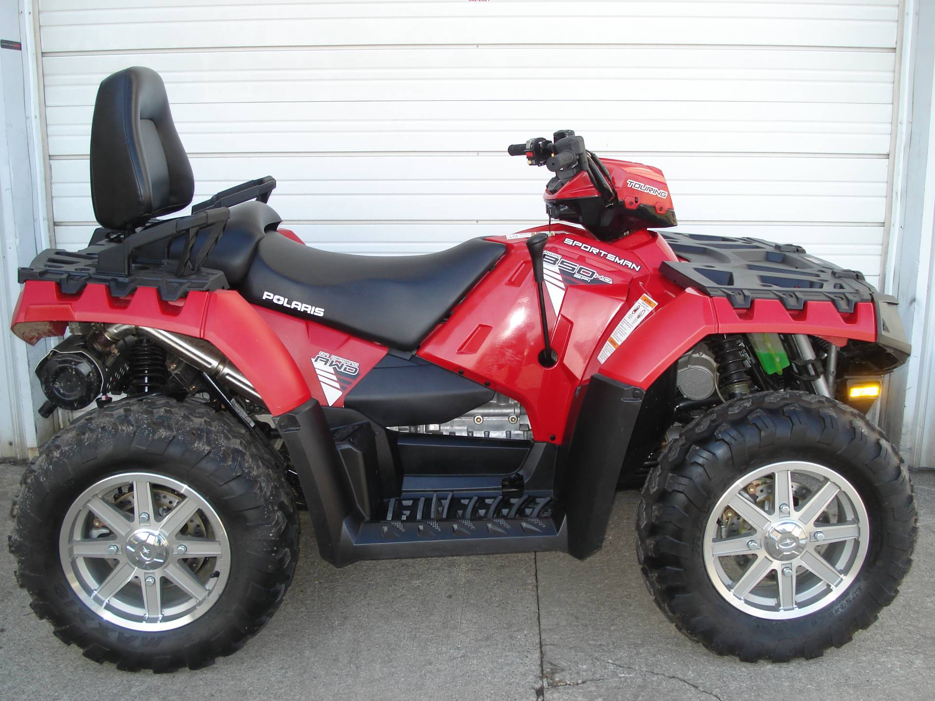 2013 Polaris Sportsman® Touring 850 H.O. EPS in Valparaiso, Indiana