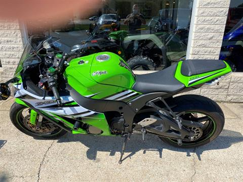 2015 Kawasaki Ninja® ZX™-10R 30th Anniversary in Valparaiso, Indiana - Photo 1