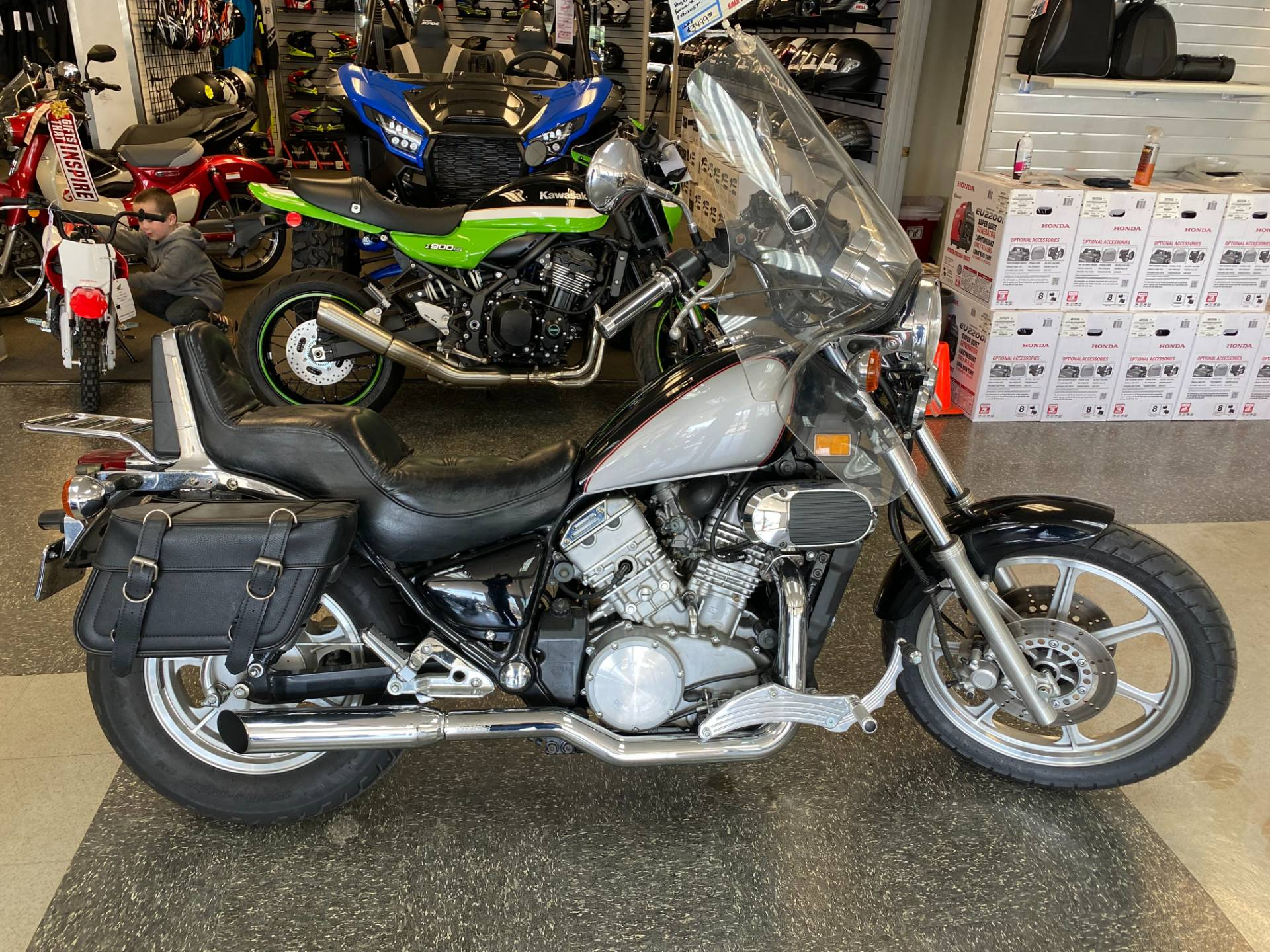 2004 Kawasaki Vulcan® 750 in Valparaiso, Indiana - Photo 1