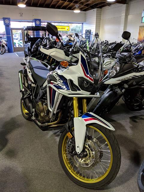 2017 Honda Africa Twin in Santa Clara, California