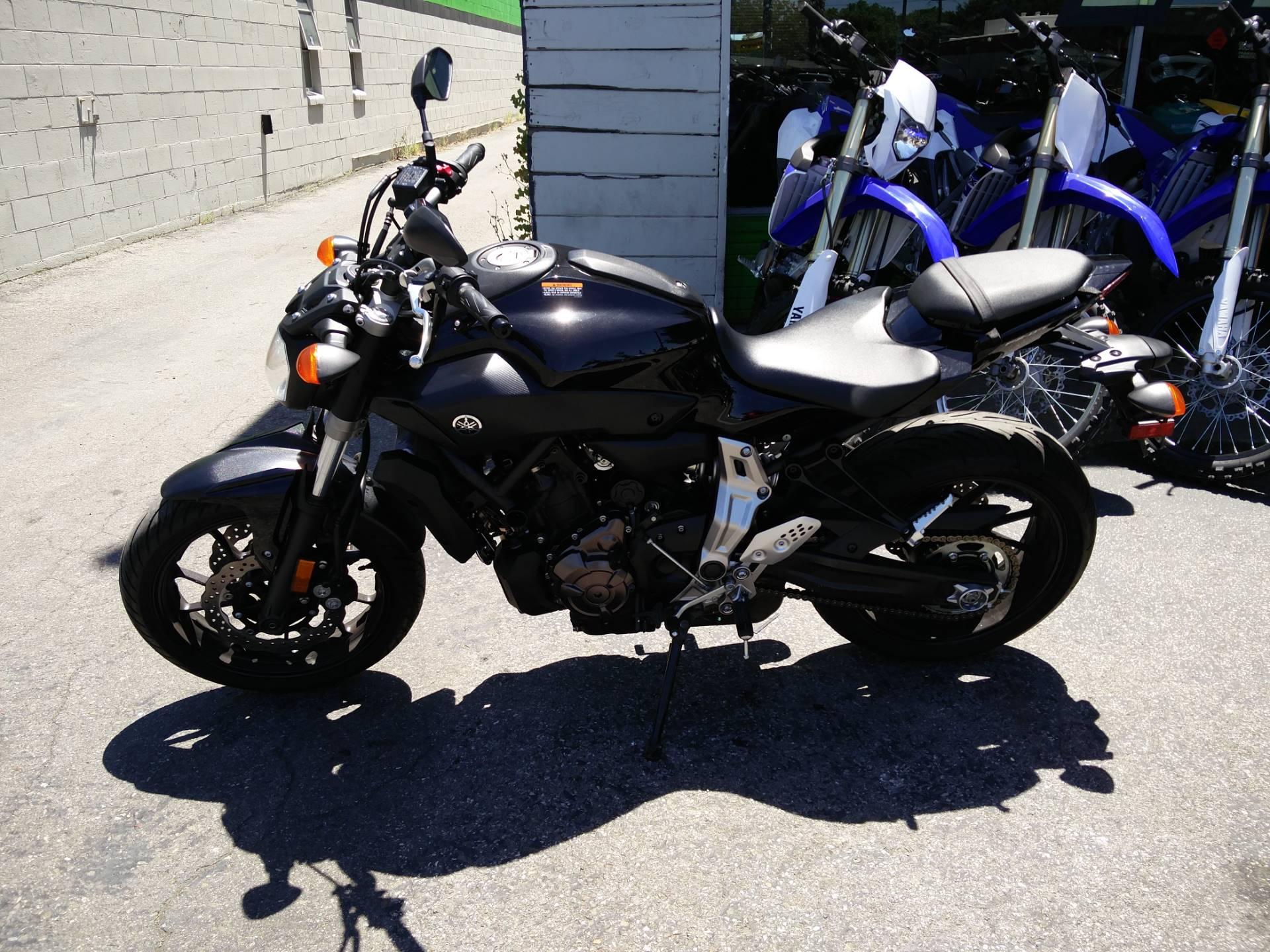 2016 Yamaha FZ-07 for sale 23621