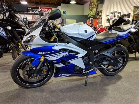 2014 Yamaha YZF-R6 in Santa Clara, California
