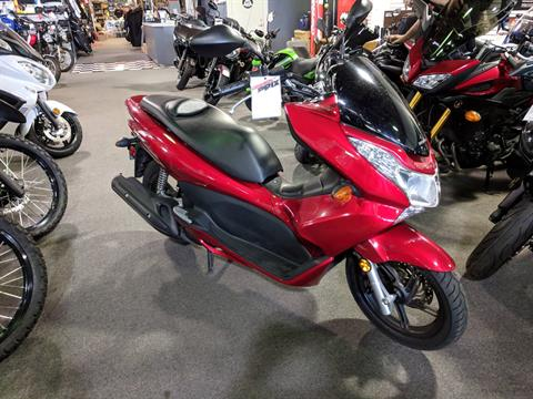 2013 Honda PCX150 in Santa Clara, California