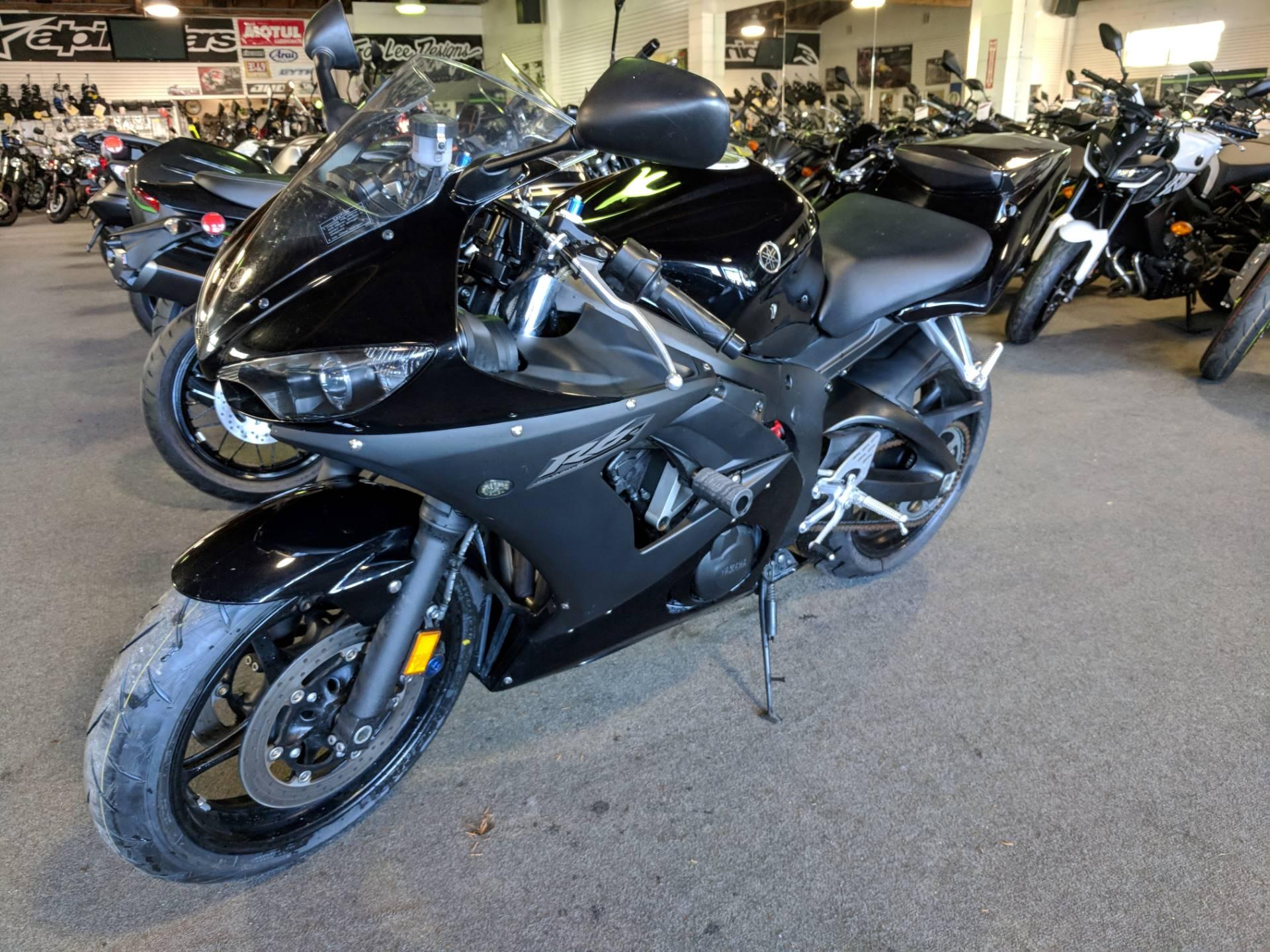 2008 Yamaha YZF-R6S for sale 104483