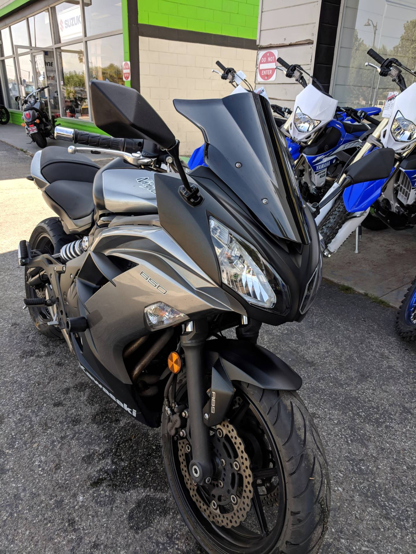 2014 Kawasaki Ninja® 650 ABS in Santa Clara, California