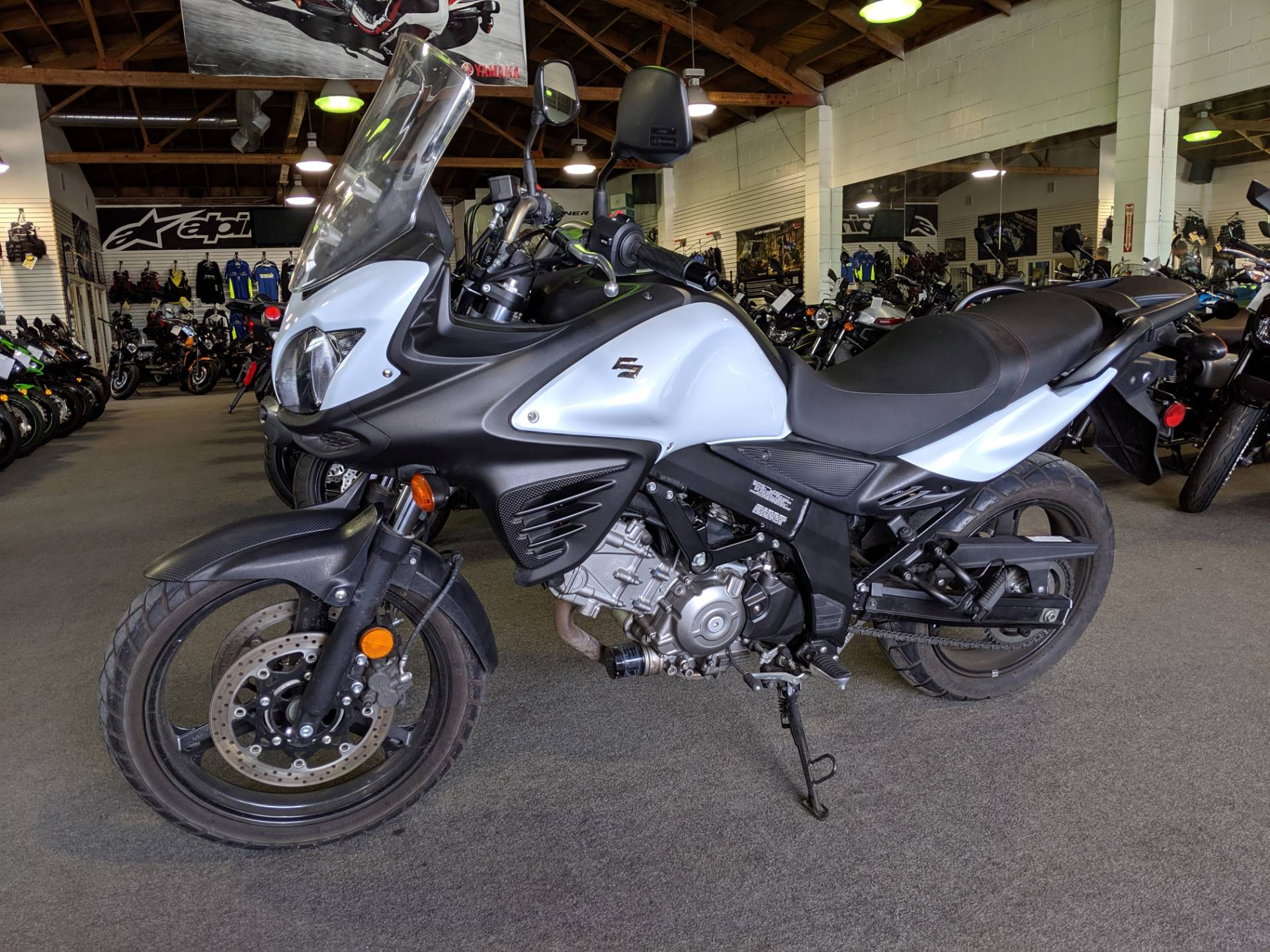 2014 Suzuki V-Strom 650 ABS in Santa Clara, California - Photo 1