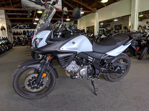 2014 Suzuki V-Strom 650 ABS in Santa Clara, California