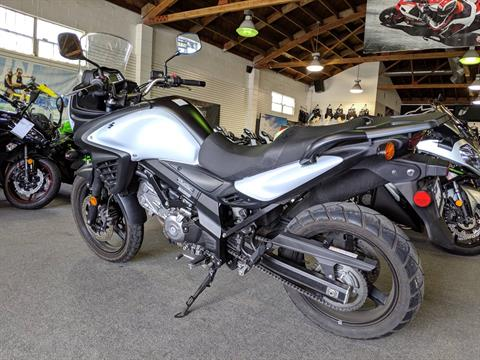 2014 Suzuki V-Strom 650 ABS in Santa Clara, California - Photo 2