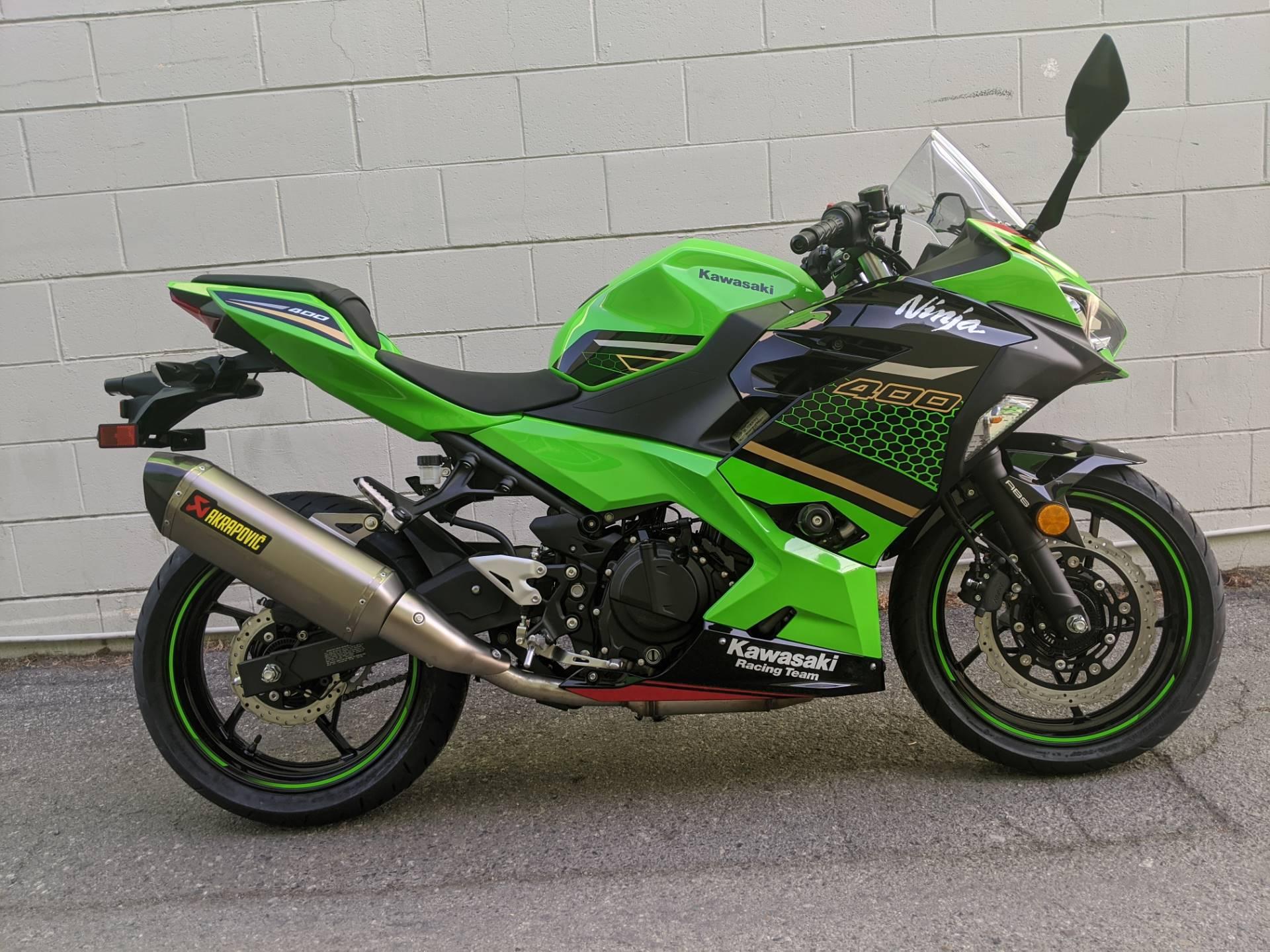 2020 Kawasaki Ninja 400 ABS KRT Edition for sale 235829