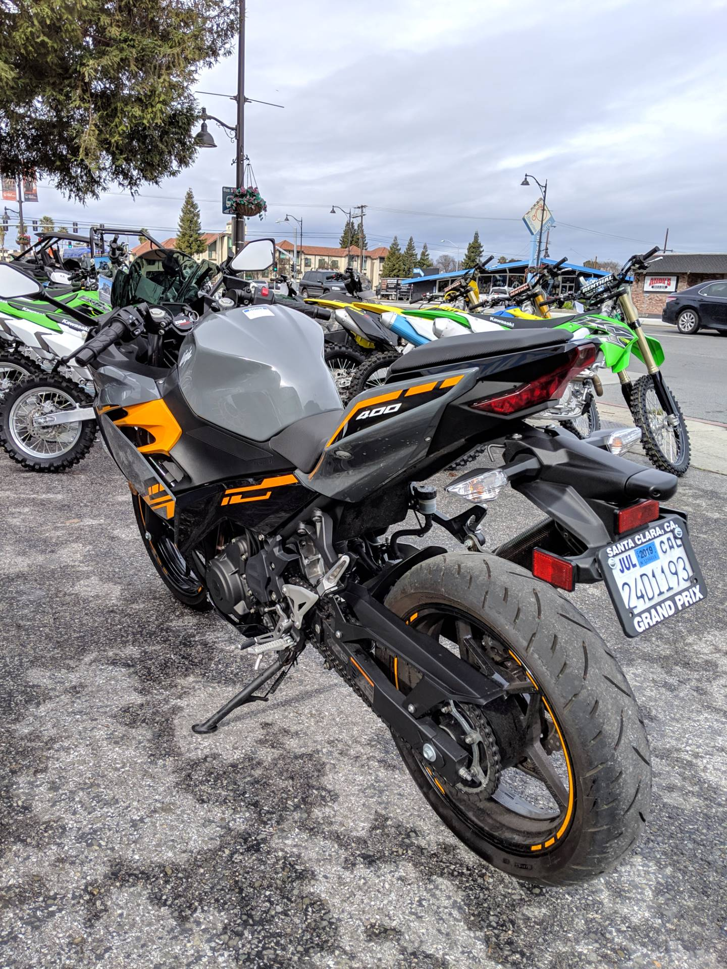 2018 Kawasaki Ninja 400 ABS 3