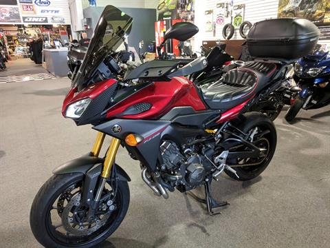 2015 Yamaha FJ-09 in Santa Clara, California