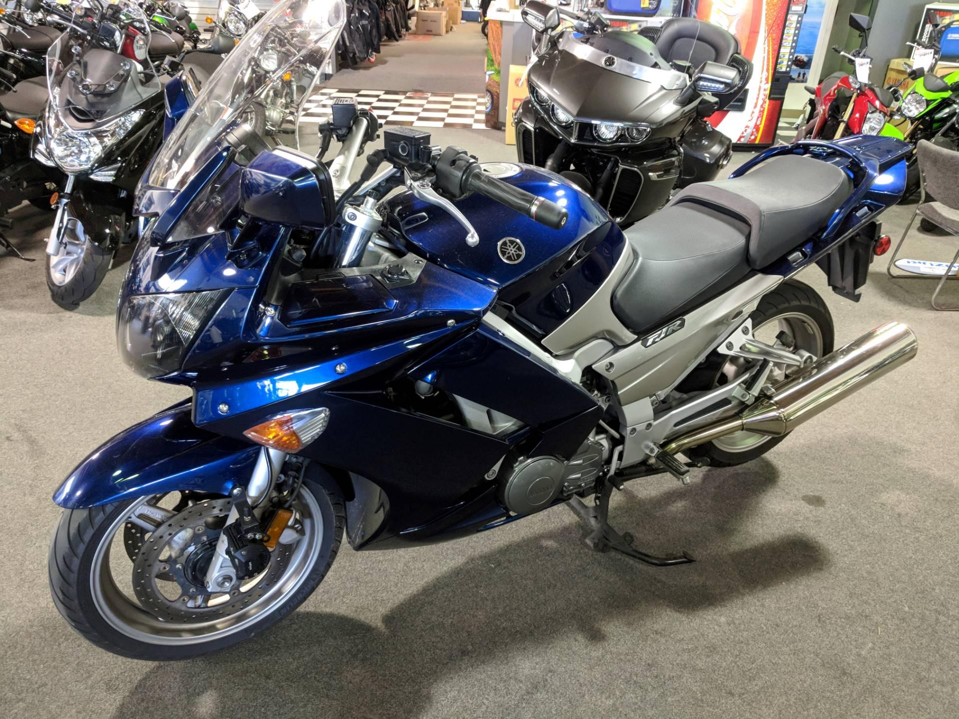 2012 Yamaha FJR1300A for sale 206147