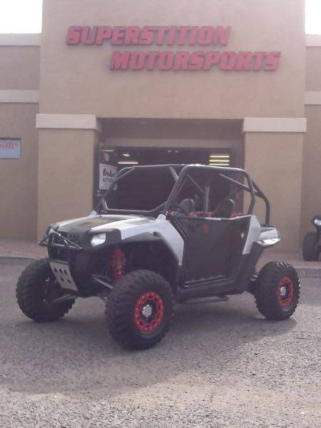 2009 Polaris Ranger™ RZR™ S in Apache Junction, Arizona