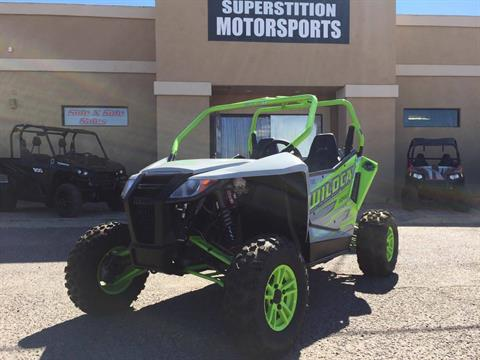 2017 Arctic Cat Wildcat Sport Limited EPS in Apache Junction, Arizona