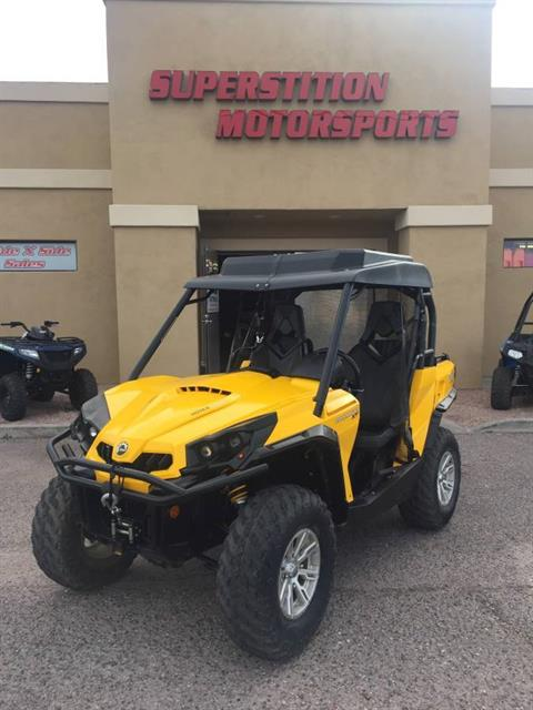 2012 Can-Am Commander™ 1000 XT in Apache Junction, Arizona