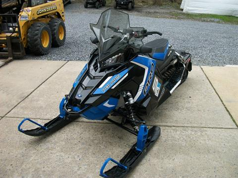 2016 Polaris 800 SWITCHBACK PRO-S SnowCheck Select in Johnstown, Pennsylvania