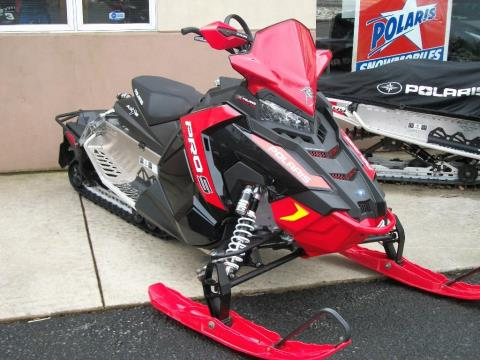 2016 Polaris 800 SWITCHBACK PRO-S in Johnstown, Pennsylvania